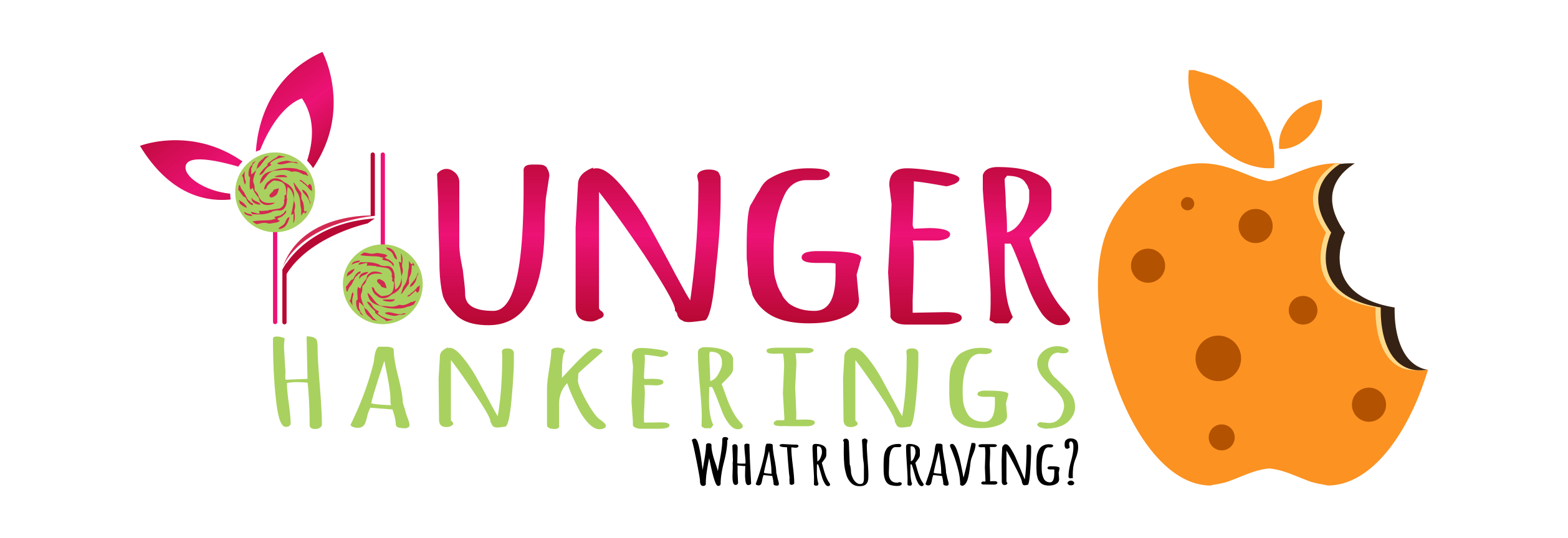 Hunger Hankerings Logo